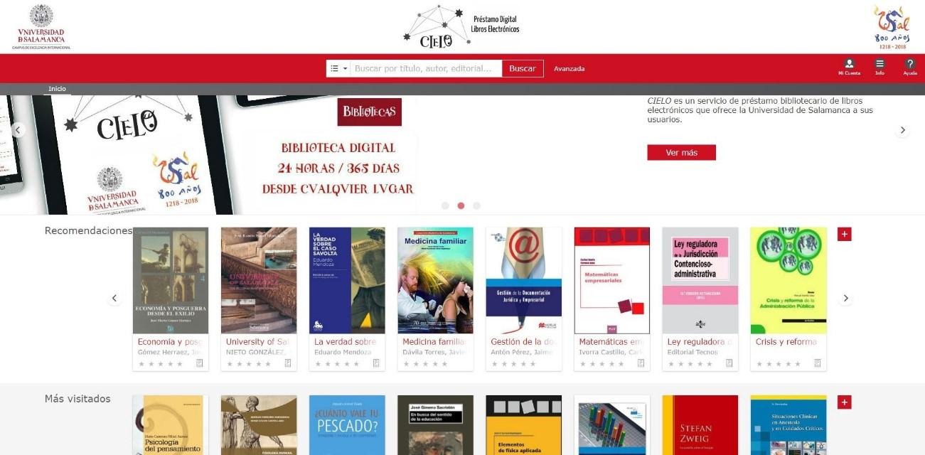 gratis en línea conexión de sitios web en salamanca