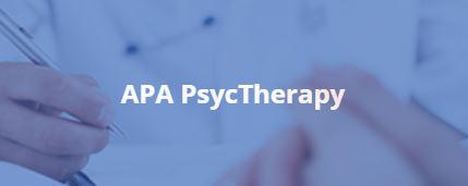 APA_PsycTHERAPY