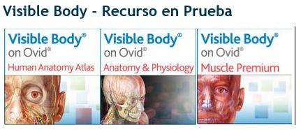 Visible Body - Recurso en Prueba